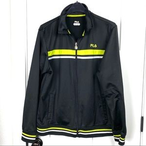 FILA XL full zip track jacket